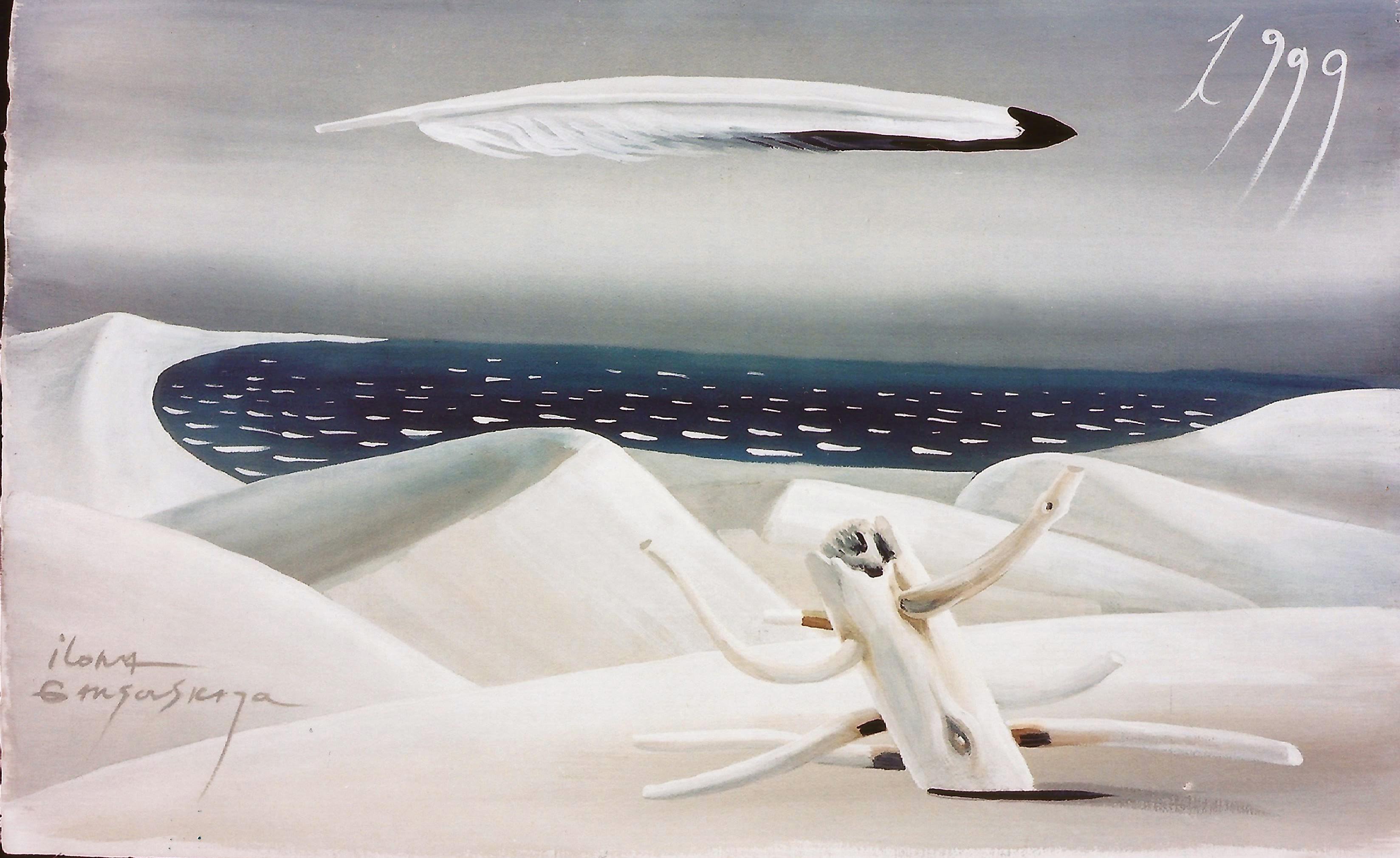 1. White dune_ 1999