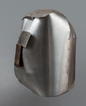 Н.Турнова. Непривязанный. 2015. алюминий, жесть., 72хс80х60м